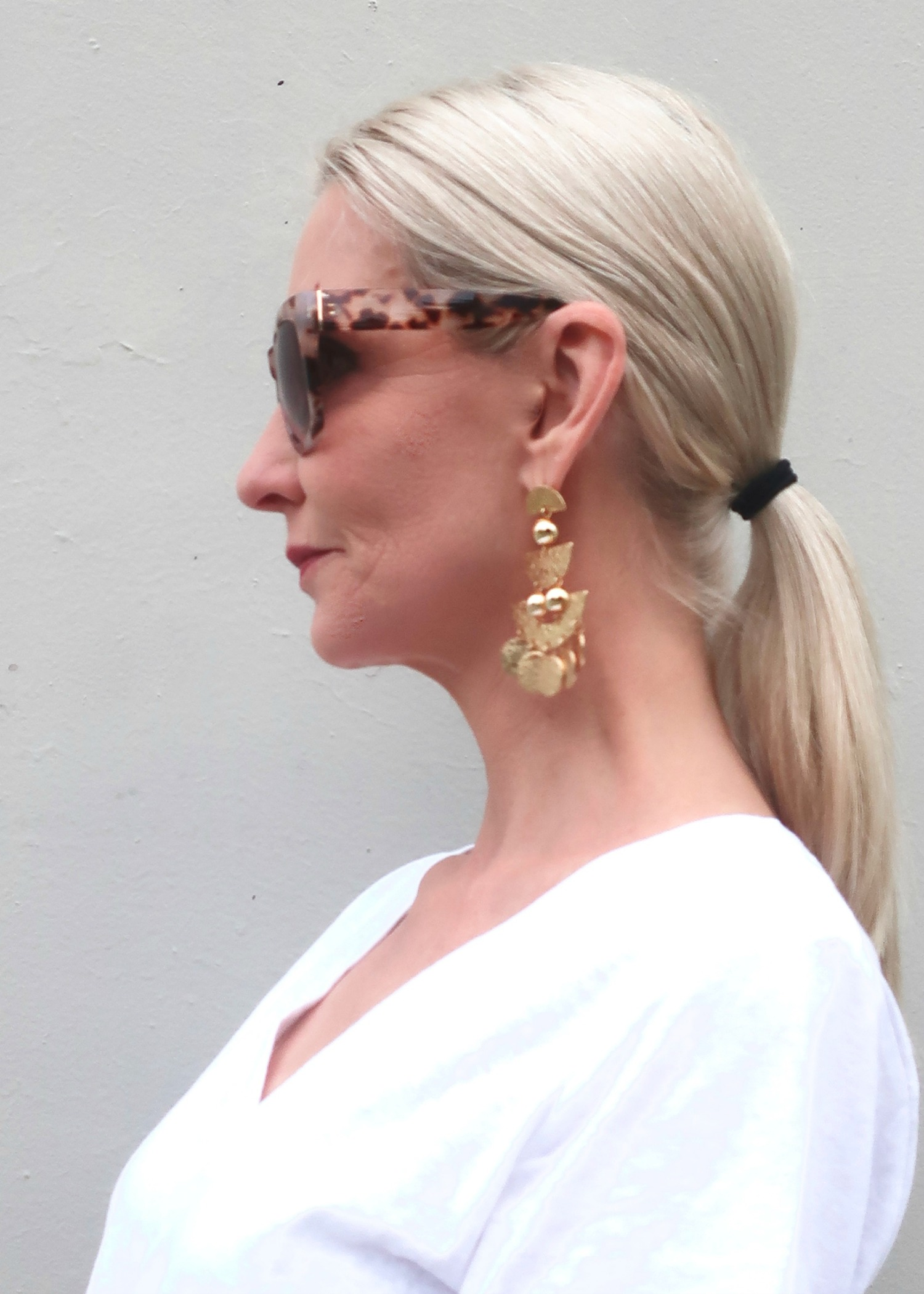 statement earrings from Soft Surroundings
