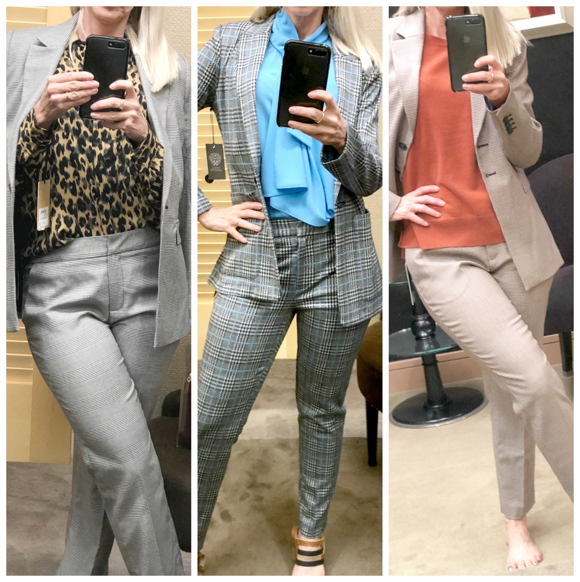 dressing room diaries Nordstrom Anniversary Sale suits