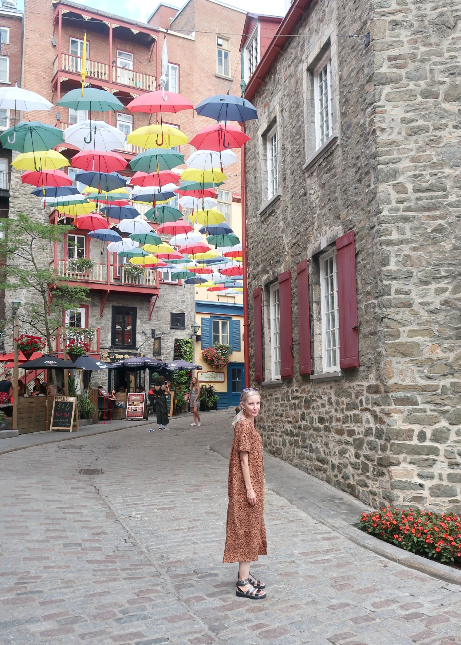charming Old Quebec City