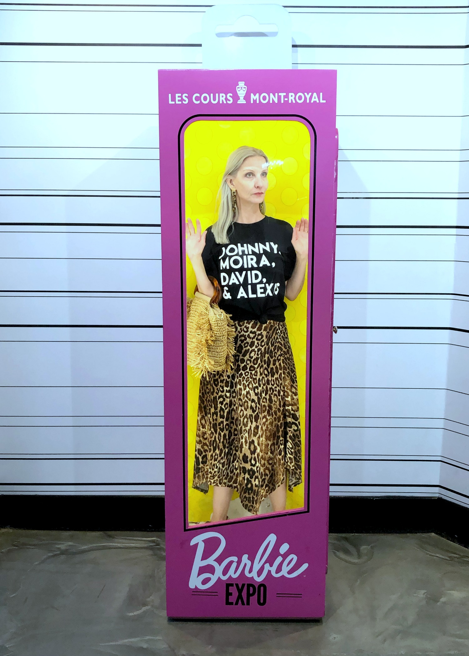 Schitt's Creek Fan Barbie