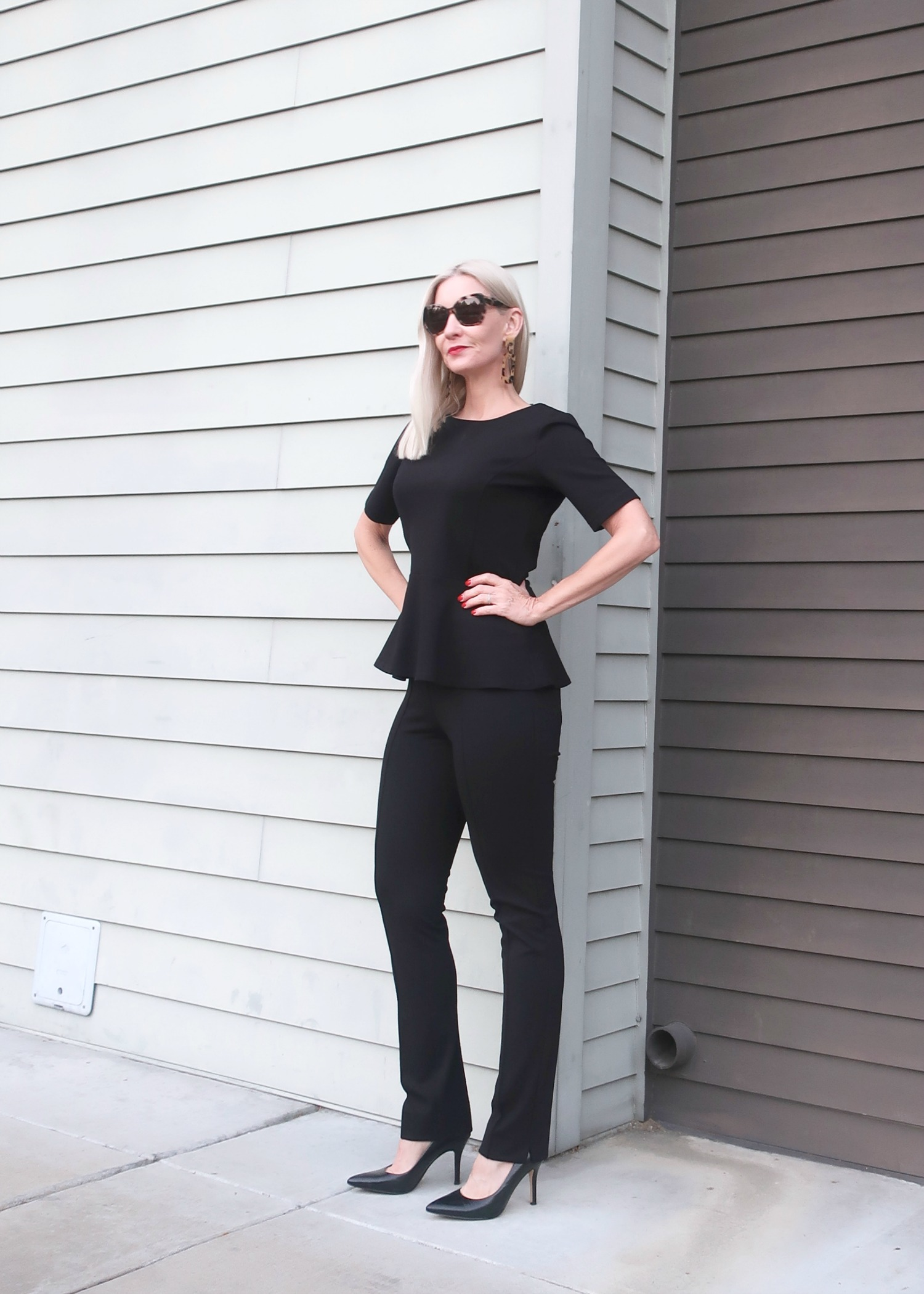 Lisette L. Montreal Hollywood Slim Pants Review