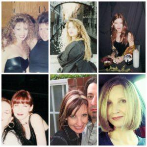 my hair through the ages