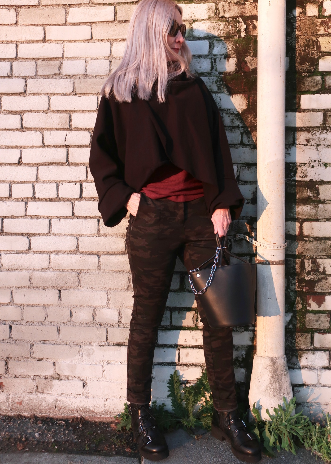 street style over 40, street style over 50