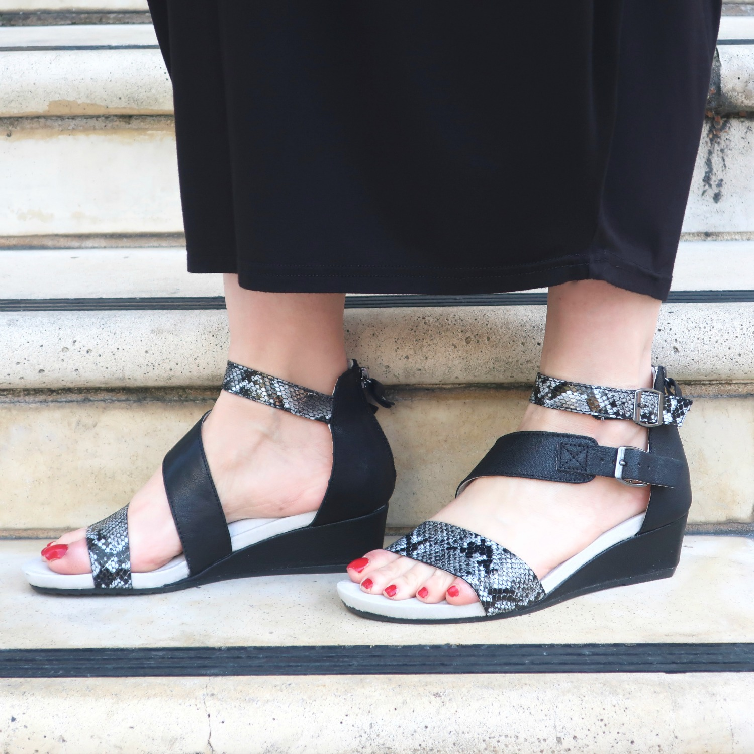 comfortable sandals for spring 2020