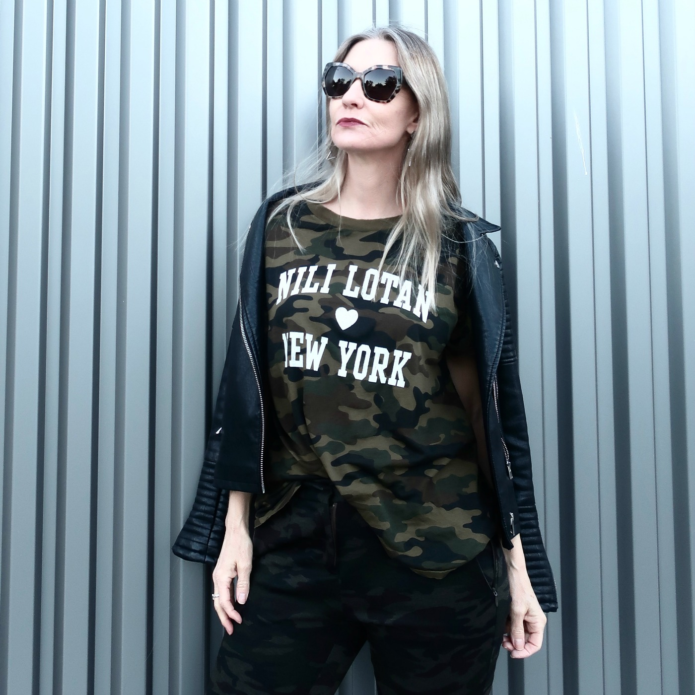 Nili Lotan Loves New York Tee