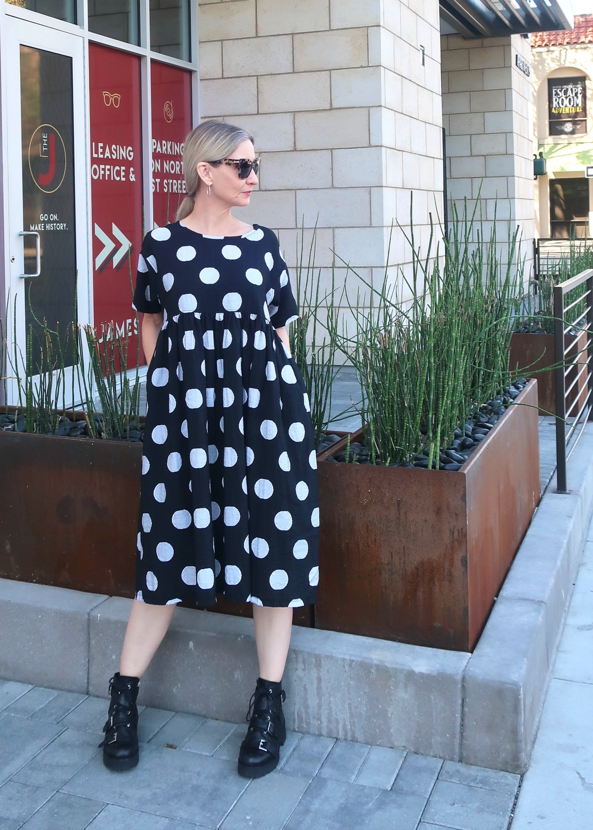 oversized dresses