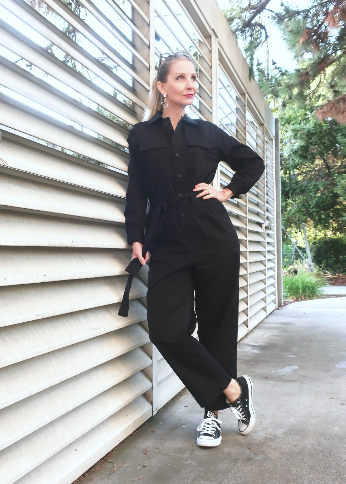 Everlane Modern Utility Jumpsuit Review