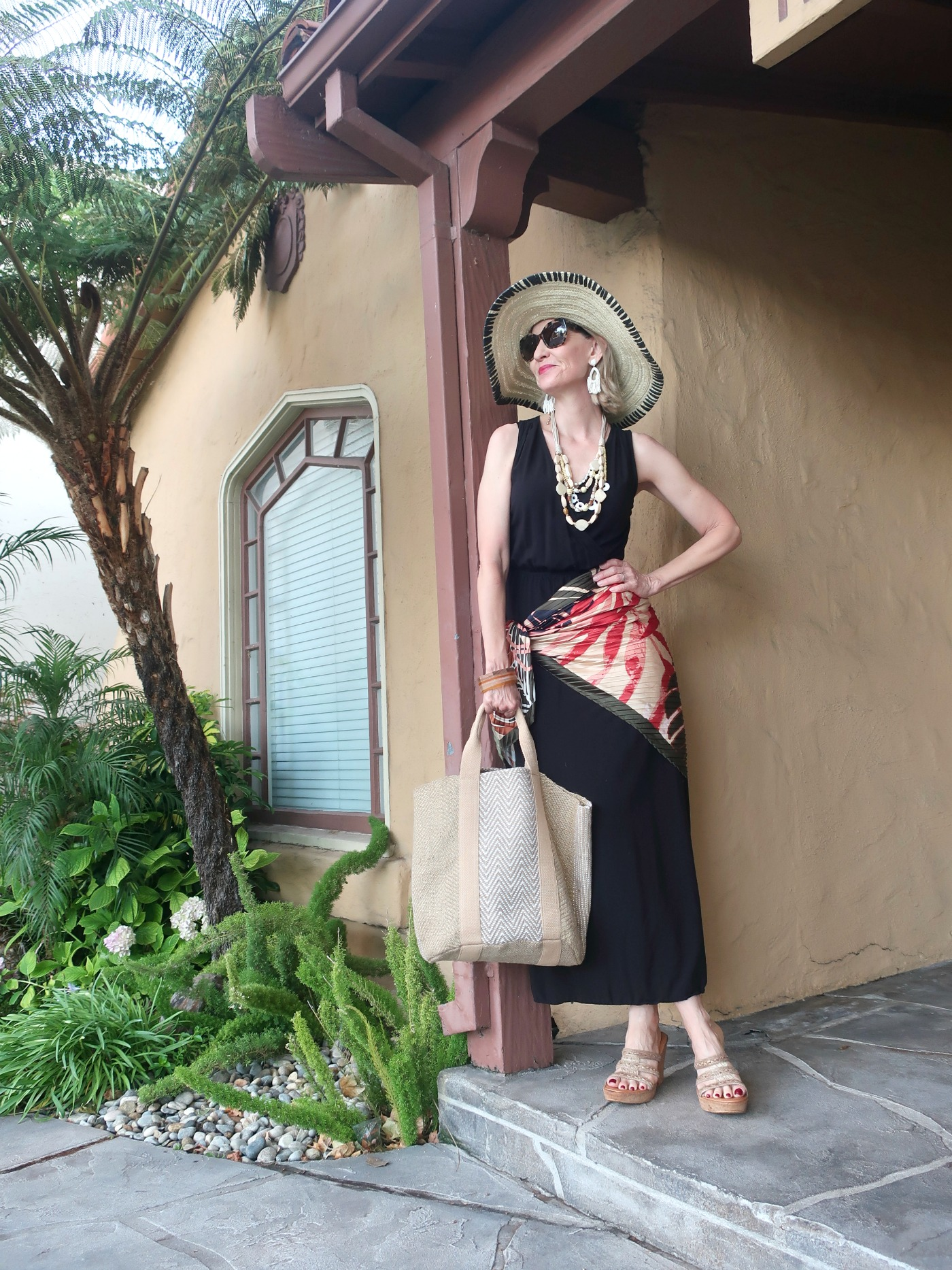 summer accessories for women over 40