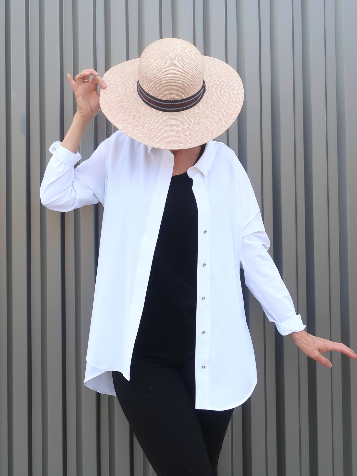 Bon Clic Bon Genre straw hat