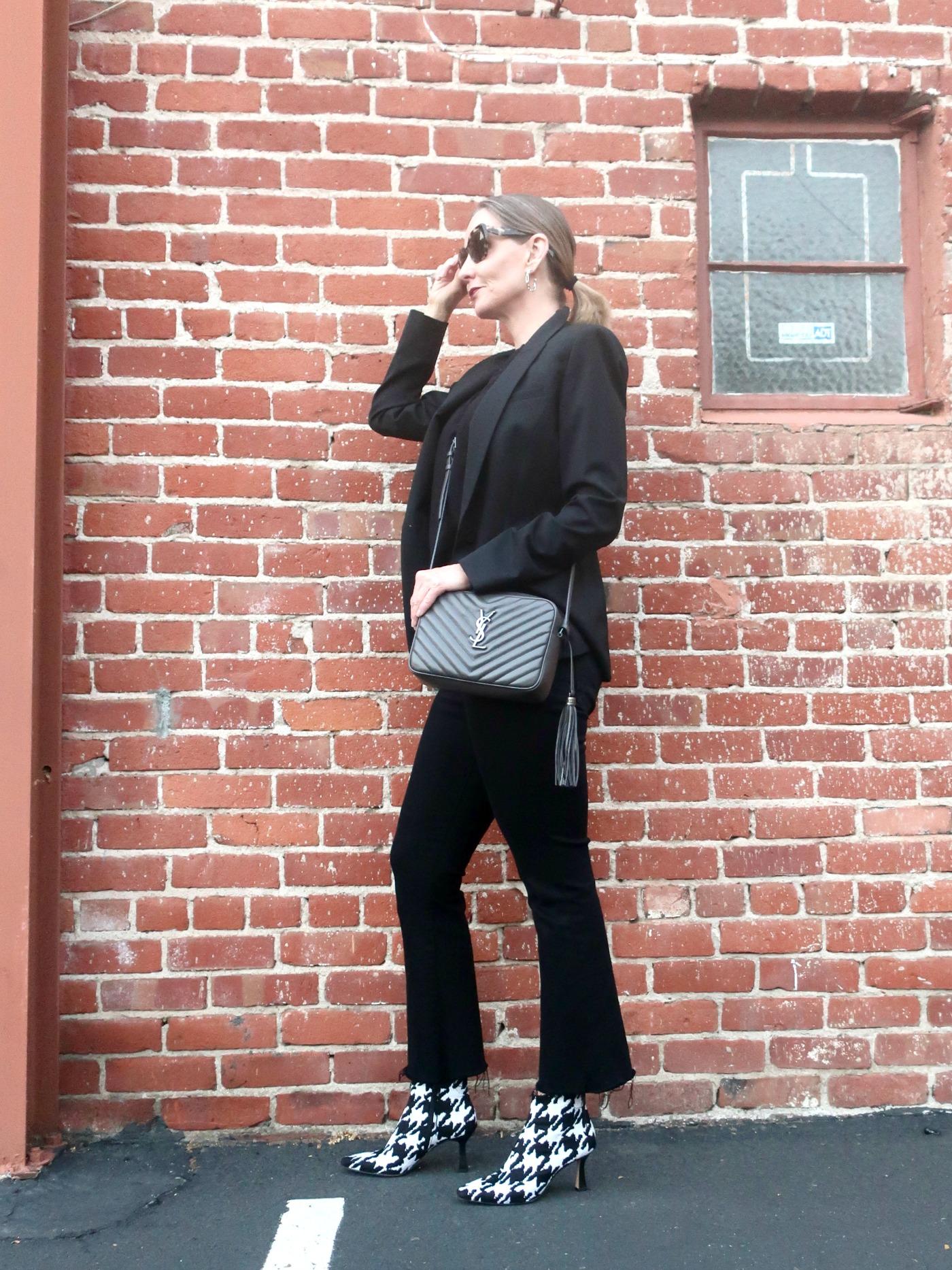 modern chic style, elevated basics