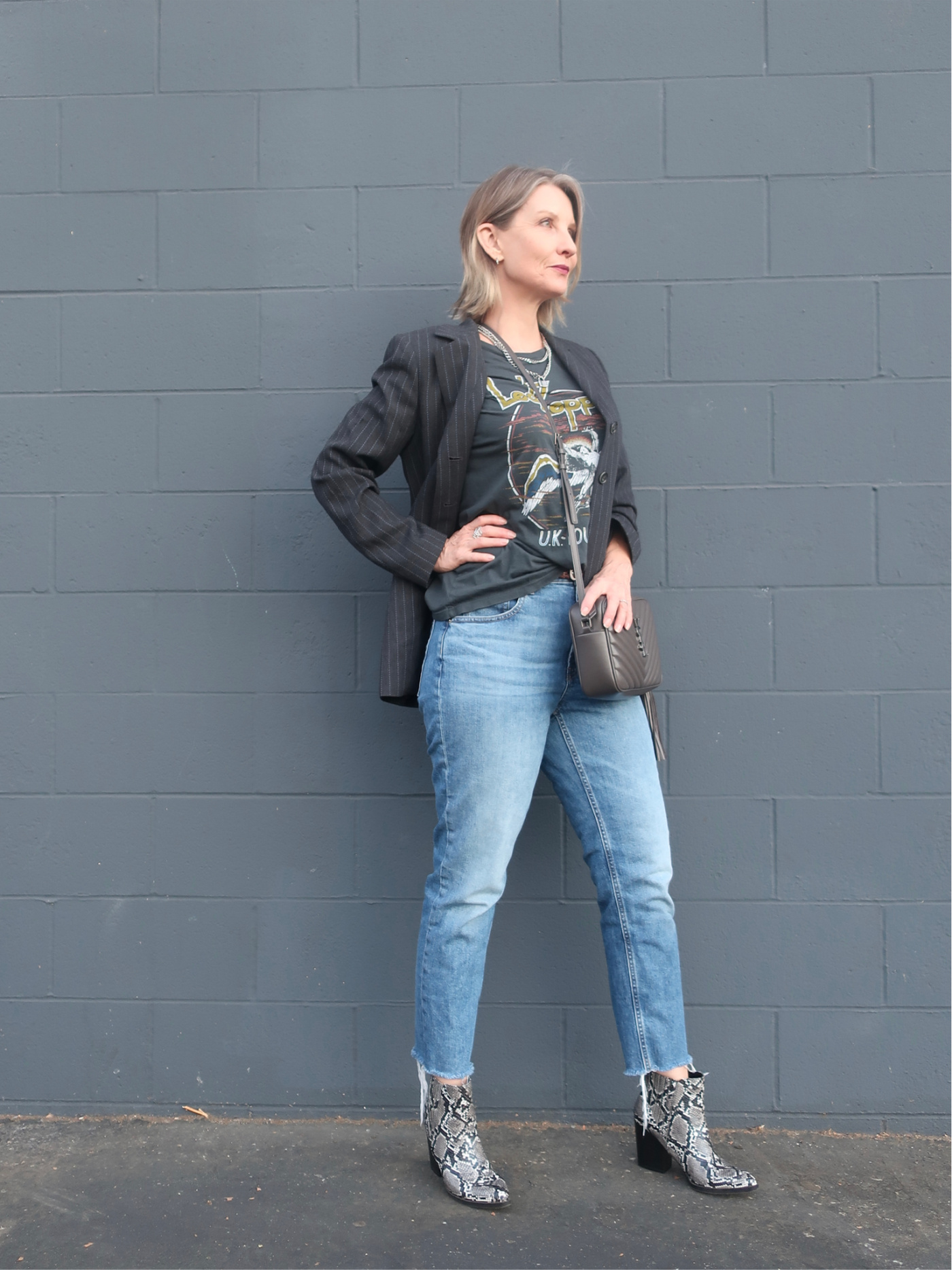 edgy style over 50