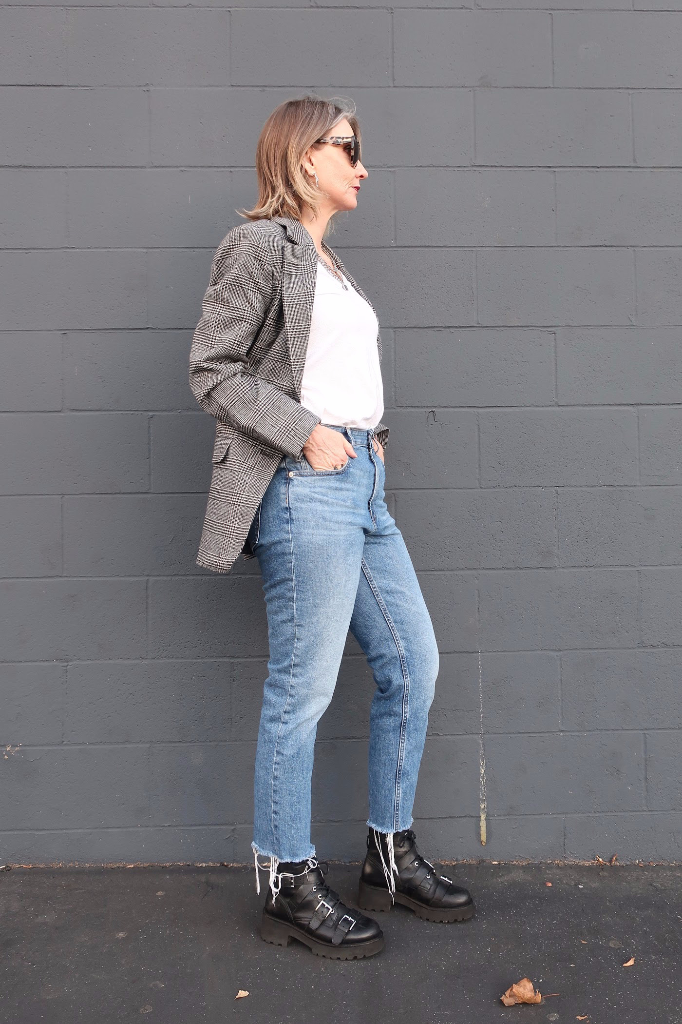 Everlane The Oversized Blazer Review