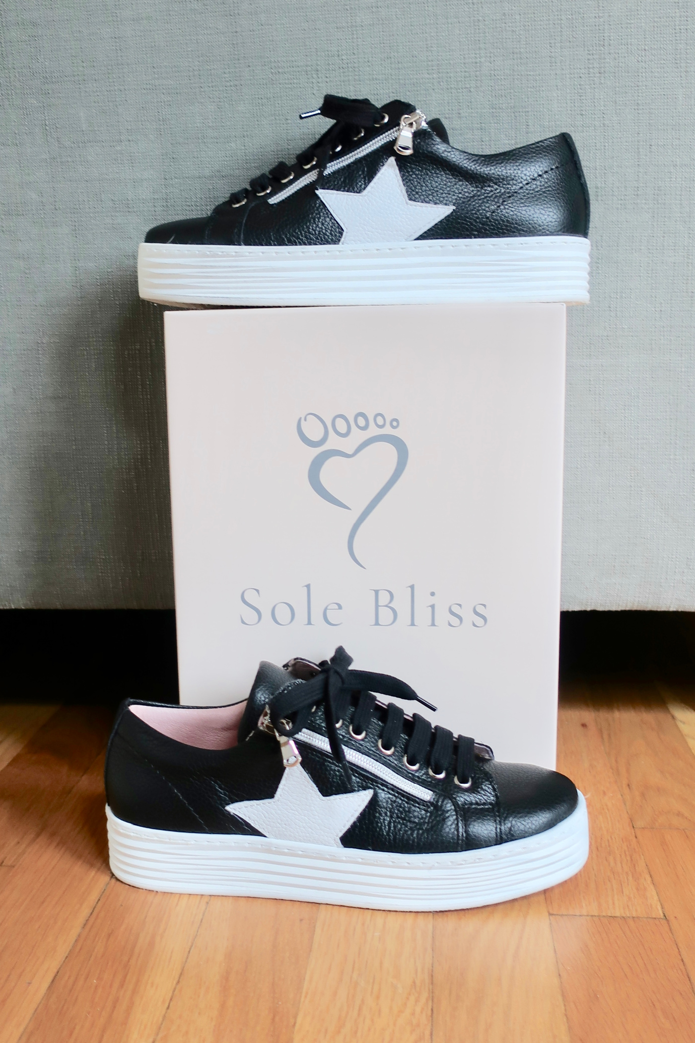 Sole Bliss Miracle Sneaker Review