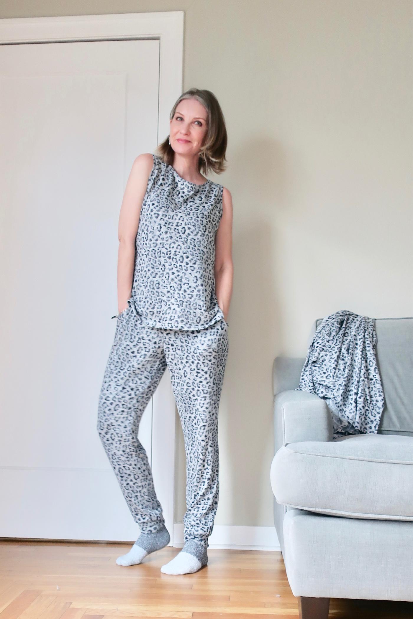 loungewear for women over 40