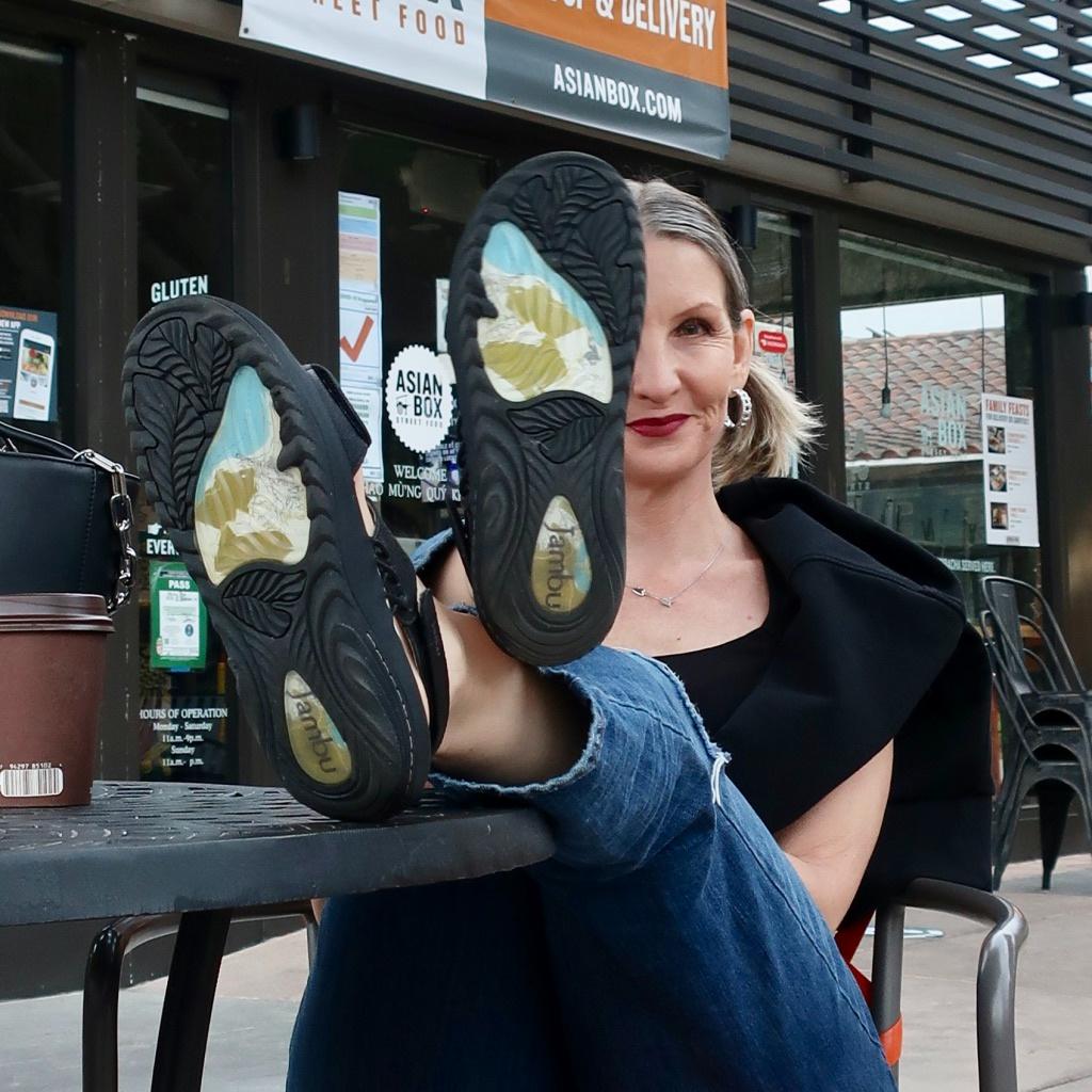 comfort sandals review, Jambu Footwear review