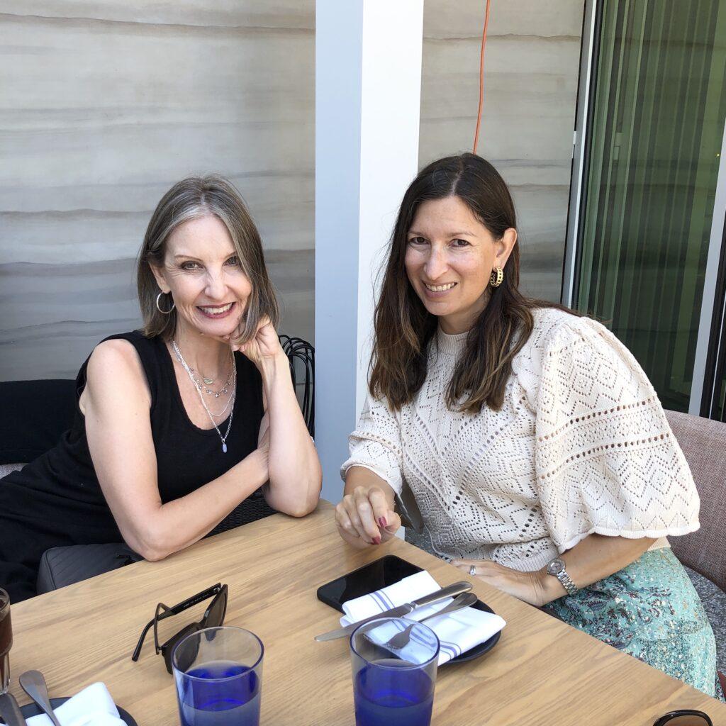 Bay Area bloggers, Meso restaurant at Santana Row