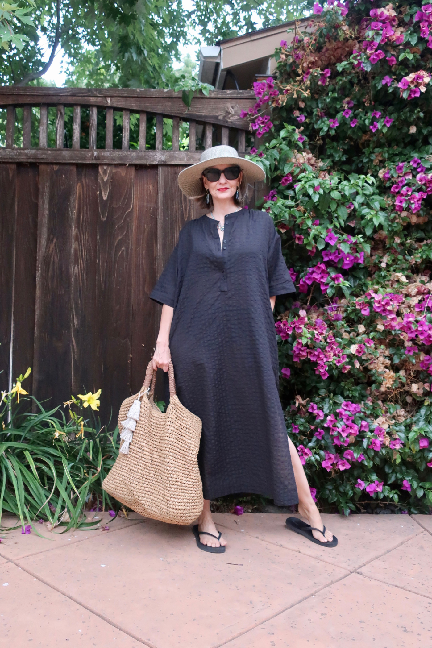 vacation style for women over 50