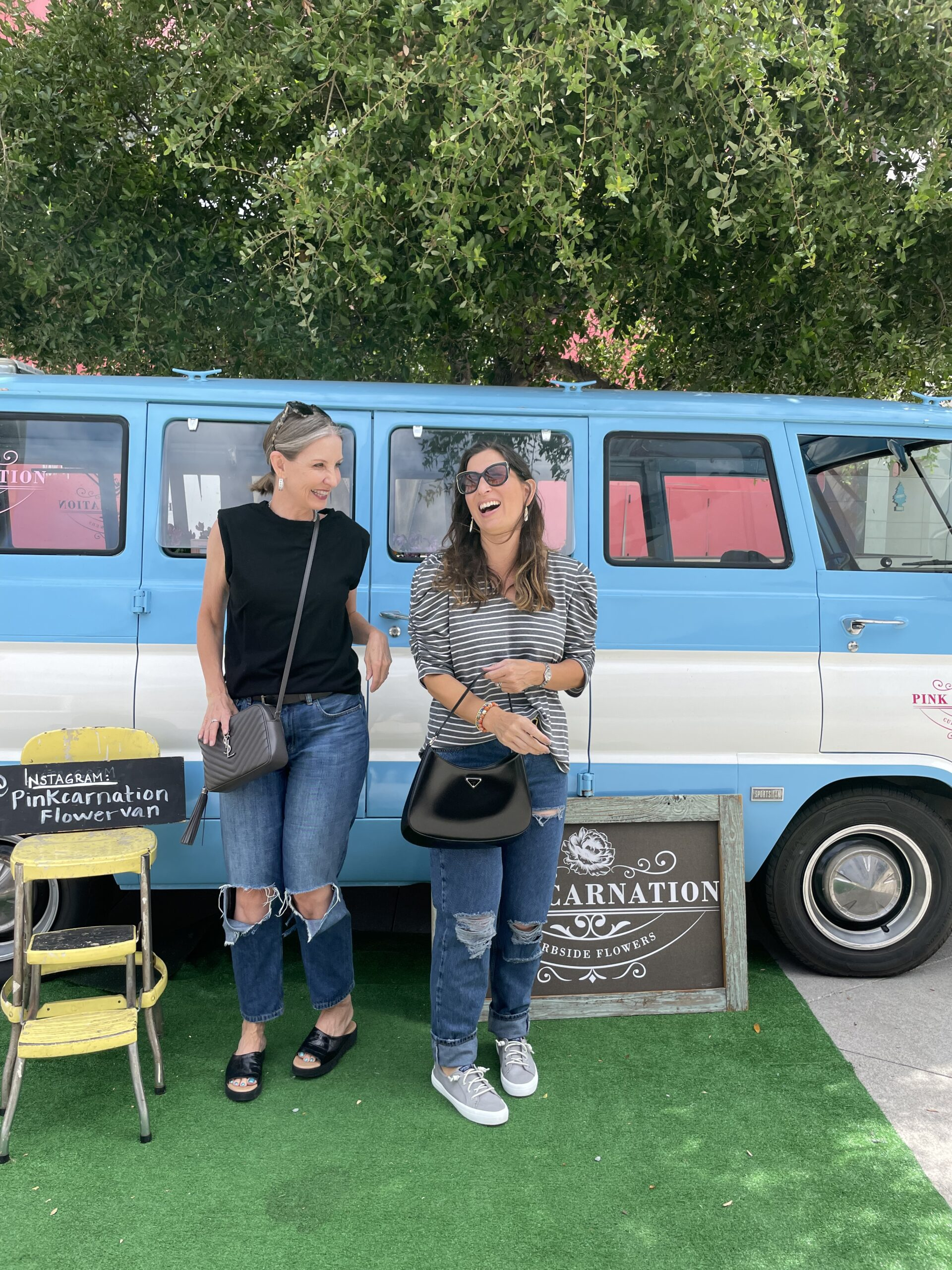 San Francisco Bay Area style bloggers