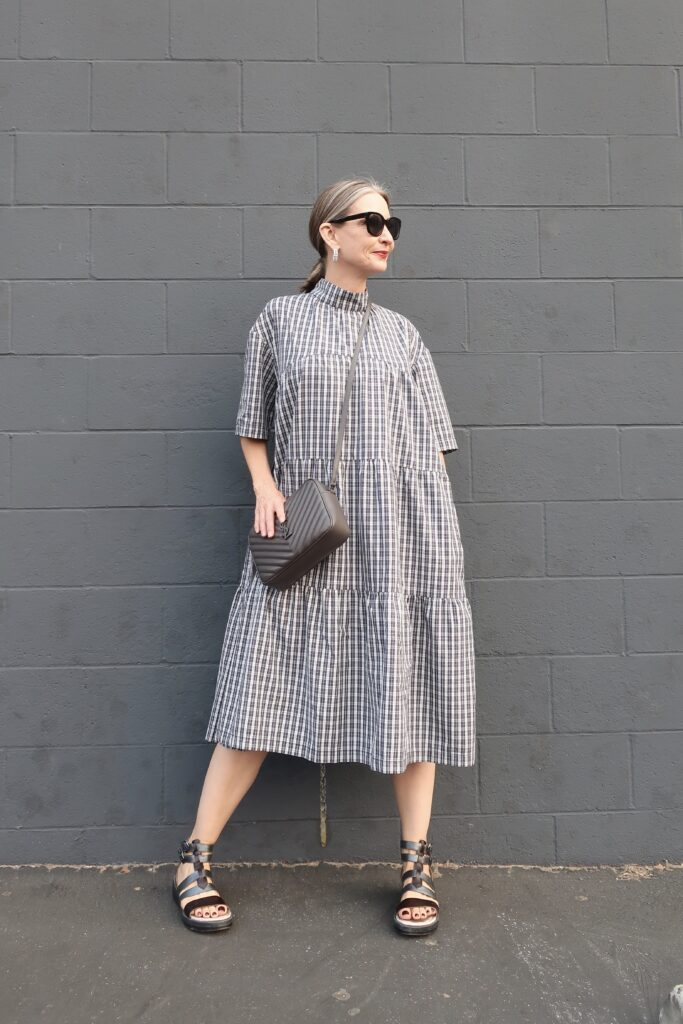 nap dress from Everlane