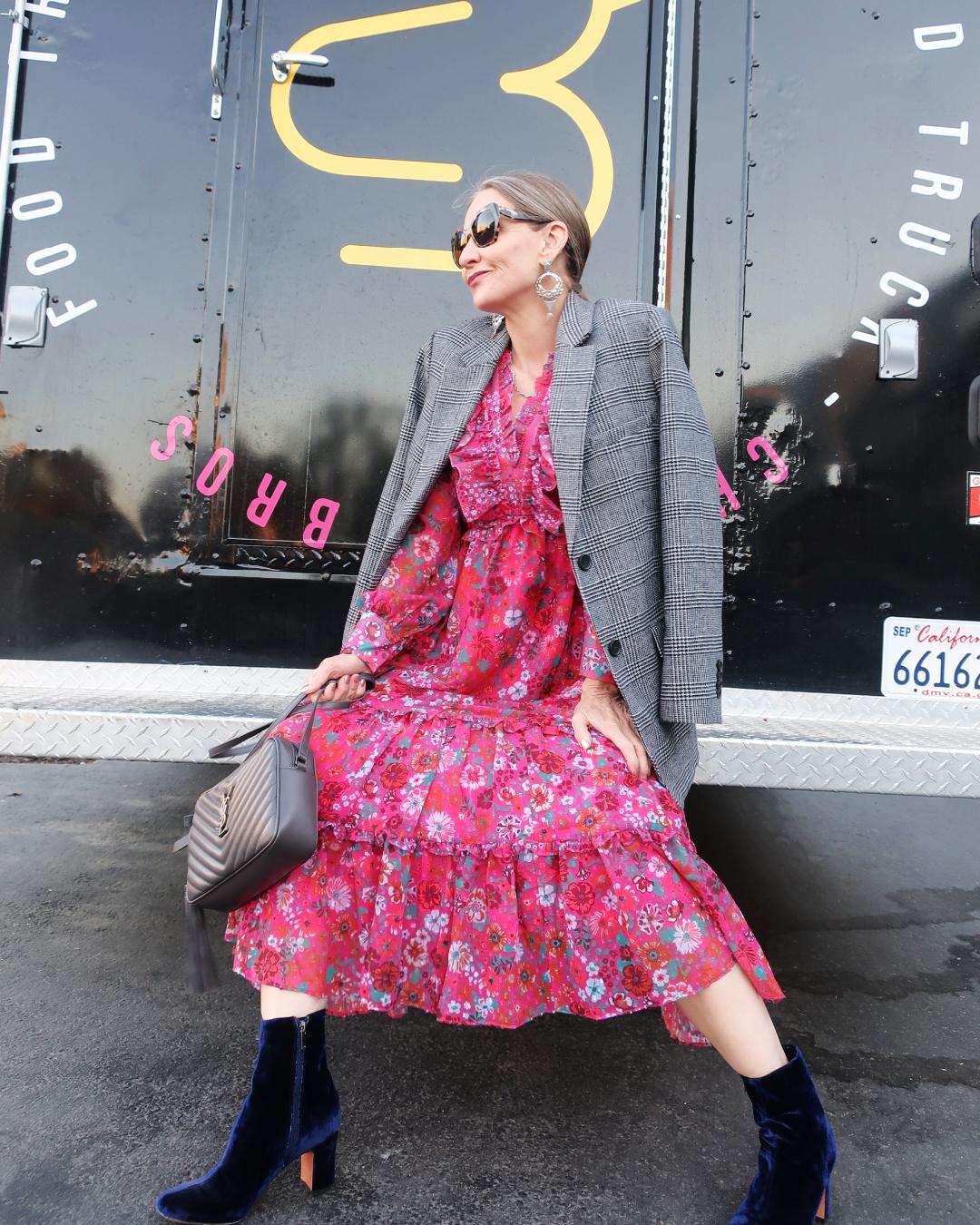 Caroline Vazzana Crosby Street Dress review