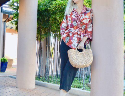 Kimono Top Over 40 - Sushi Date