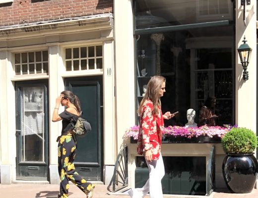 Amsterdam Street Style (& Link Up)