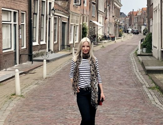 Travel Wardrobe - Amsterdam in Spring/Summer