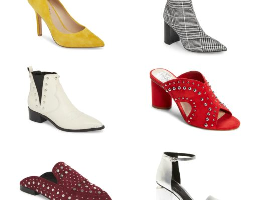 Nordstrom Anniversary Sale Shoes - Blogger Picks (& Link Up)