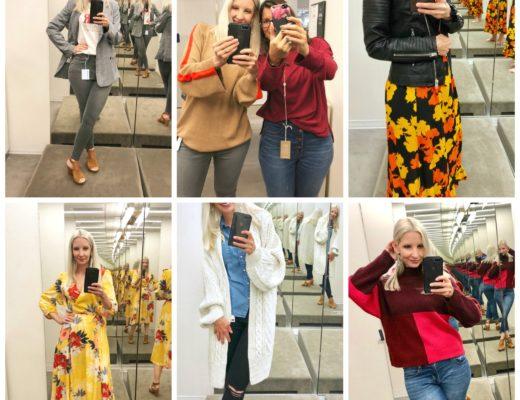 Nordstrom Anniversary Sale Dressing Room Selfies 2018!
