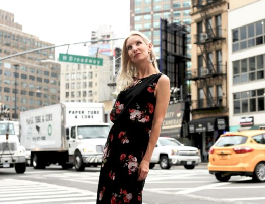 NYFW: Friday - Florals, Polka Dots & a Rooftop