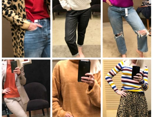 Style Over 40 - Nordstrom Anniversary Sale Dressing Room Diary 2019