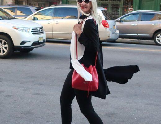 NYFW Outfit - Ruti