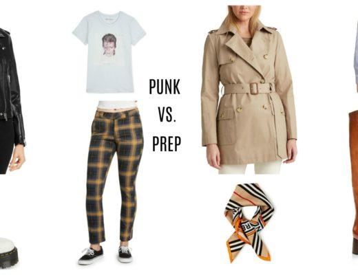punk vs. prep