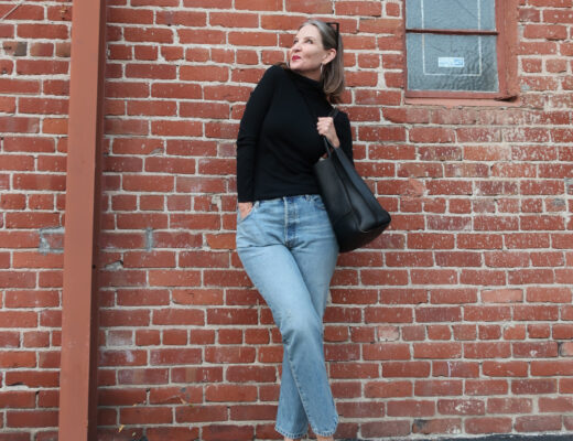 Rigid Slouch Jeans from Everlane
