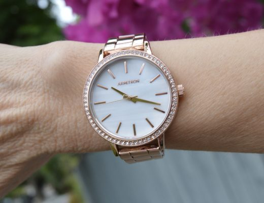 Armitron Watch Review & Giveaway!